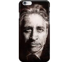 Jon StewART iPhone Case/Skin