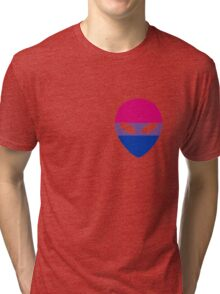 Bisexual Alien Tri-blend T-Shirt