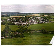 Modbury, South Devon Poster