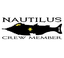 20,000 Leagues Under the Sea - Nautilus  by unclefuzz