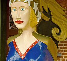 Figurehead by Thad Zajdowicz