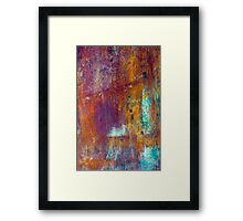 Ozone Framed Print
