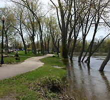riverfront park in niles michigan by wolf6249107