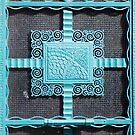 Ornate Door - Brussels by evilcat