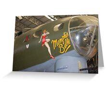Memphis Belle Greeting Card