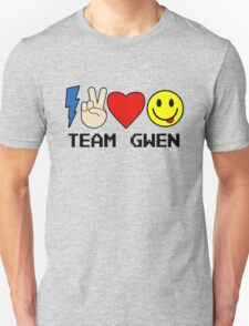 TEAM GWEN shirt New Season 9 fall emoji emoticon T-Shirt