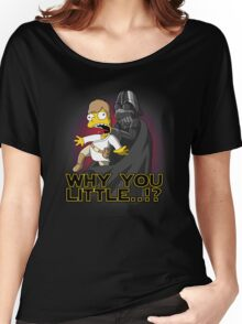 Why you little Women's Relaxed Fit T-Shirt