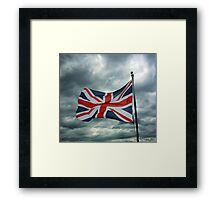 The Union Jack Framed Print