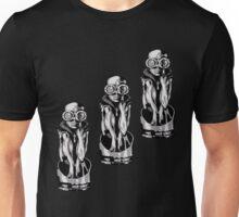 Giger's Birth Machine Baby Trio Unisex T-Shirt