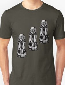 Giger's Birth Machine Baby Trio T-Shirt