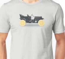 Oldtimer / Historic Car with lemon wheels Unisex T-Shirt