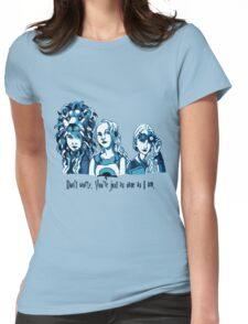 Loony Lovegood Womens Fitted T-Shirt