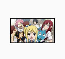 Fairy Tail - Happy, Lucy, Natsu, Erza, Gray Unisex T-Shirt