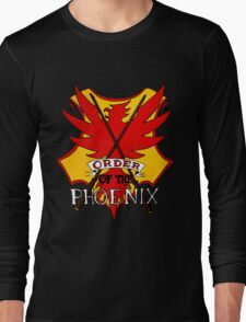 Order of the Phoenix Long Sleeve T-Shirt