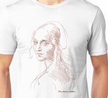 Leonardo da Vinci`s Angel Unisex T-Shirt