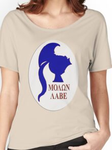 Molon Labe Women's Relaxed Fit T-Shirt