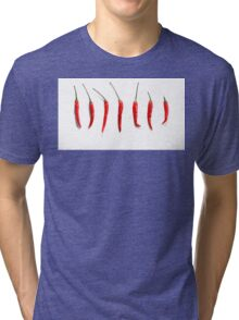 Chilli Peppers  Tri-blend T-Shirt