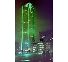 Emerald City Photographic Print