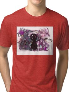 Wiccan Woman Tri-blend T-Shirt