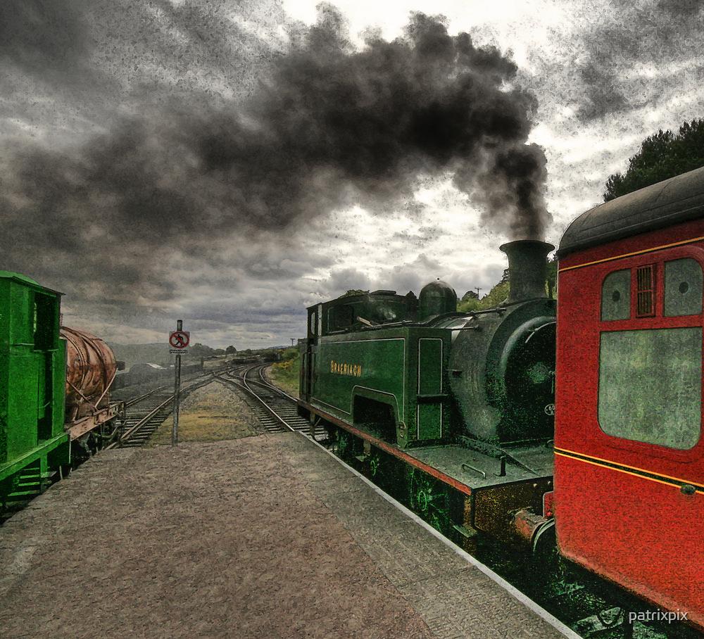 Old Smokey by patrixpix