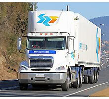 SRT Logistics - Freightliner Photographic Print