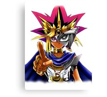 Yu-Gi-Oh - Yugi Canvas Print