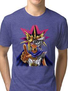 Yu-Gi-Oh - Yugi Tri-blend T-Shirt