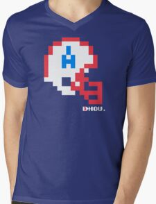 Tecmo Bowl - Houston Oilers - 8-bit - Mini Helmet shirt T-Shirt