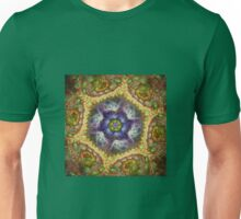 multi dimensional flame of love Unisex T-Shirt