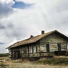 Ringling Station, USA by Kay Kempton Raade