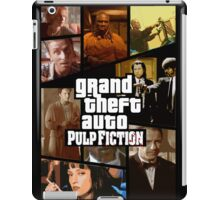 Grand Theft Fiction iPad Case/Skin