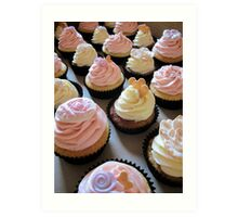 Cupcake Love  The Big Picture Art Print