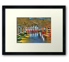 Scottish Parliament Building Framed Print