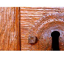 Secure. Photographic Print