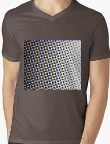 Colorful Pattern 3 Mens V-Neck T-Shirt