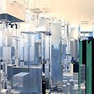 Shattered City III by Hugh Fathers