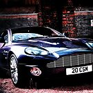 Aston-Martin Vanquish S by Nick Bland