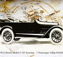 1915 Buick by garts