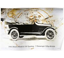 1915 Buick Poster