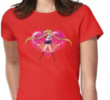 Cosmic Power, Make-Up Womens Fitted T-Shirt