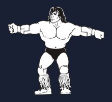 Kerry Von Erich Texas Tornado by wrestlemerch