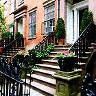 Chelsea Brownstone by Susan Savad