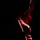 backlit nude by Steve Scully