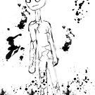 Broken Man by shandab3ar