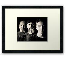 Three Generations Framed Print