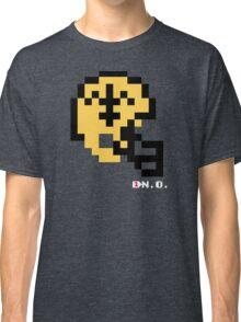 Tecmo Bowl - New Orleans Saints - 8-bit - Mini Helmet shirt Classic T-Shirt