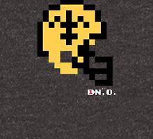 Tecmo Bowl - New Orleans Saints - 8-bit - Mini Helmet shirt T-Shirt