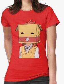 Natsumi Doggy Bag Womens Fitted T-Shirt