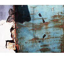 Blue Door - Beijing, China Photographic Print