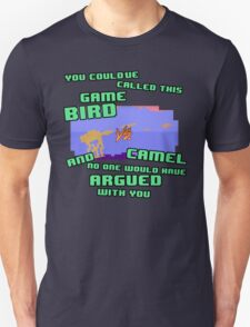Bird VS Camel T-Shirt